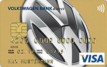 Volkswagen Bank Kreditkarte